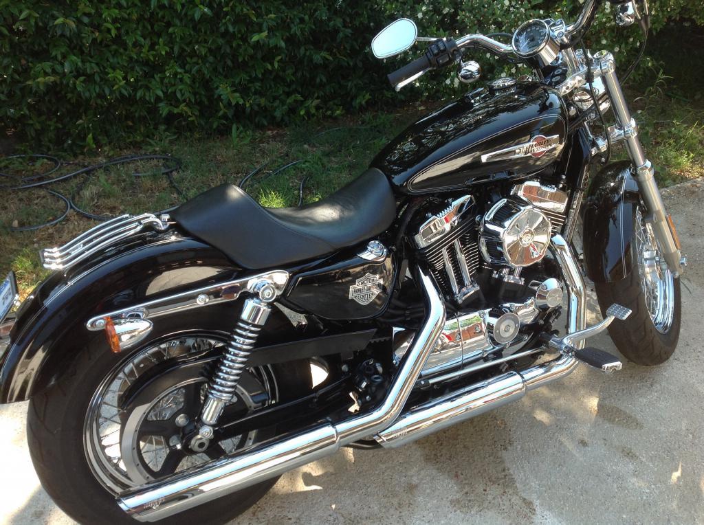Selles Harley Davidson Sportster Le Bon Coin
