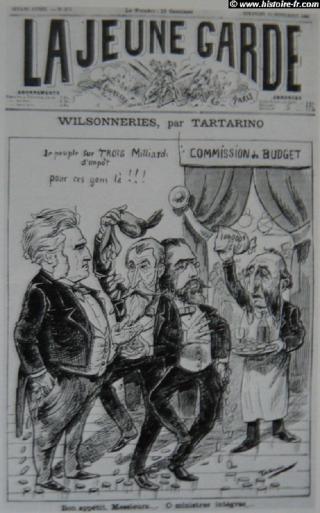 Une petite histoire par jour (La France Pittoresque) - Page 16 Ob_55a4a1_caricat...e-wilson-553175d