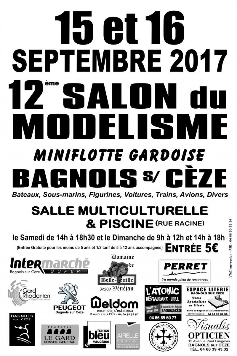 Salon du Modelisme a Bagnols sur Ceze 16 et 17 septembre 2017 2017-bagnols--52f2fa1