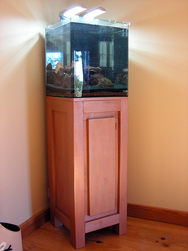 Meuble Pour Aquarium 60l