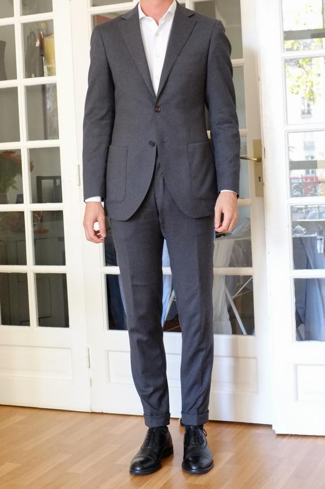 costumes anthony garçon