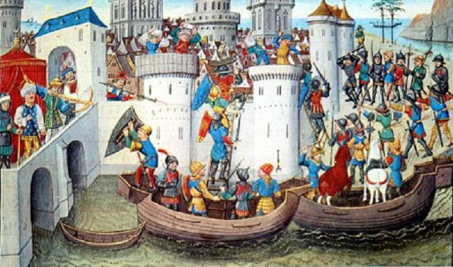 Une petite histoire par jour (La France Pittoresque) - Page 5 Constantinoplecro...iniature-5449494