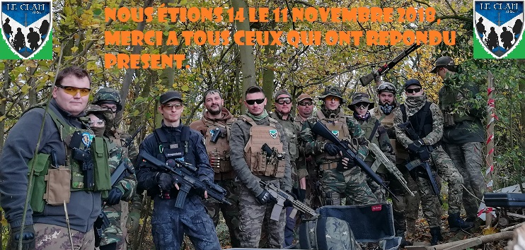 LE CLAN Airsoft Index du Forum