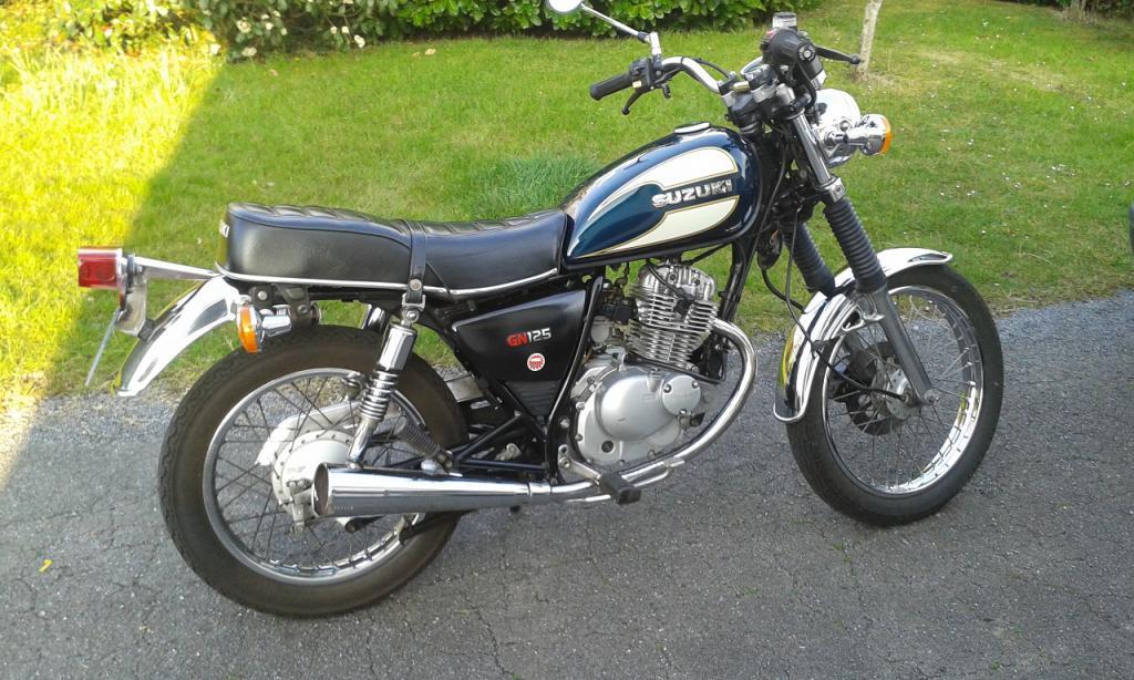 Suzuki Tux Mcn