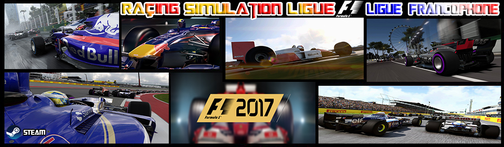 Racers Simulation League Index du Forum