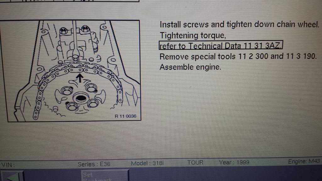 Quot Bmw Nord Power Quot Joint De Culasse 318 I M43