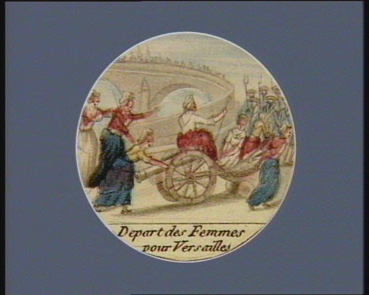 Une petite histoire par jour (La France Pittoresque) - Page 16 Depart_des_femmes...bre_1789-552f4fe