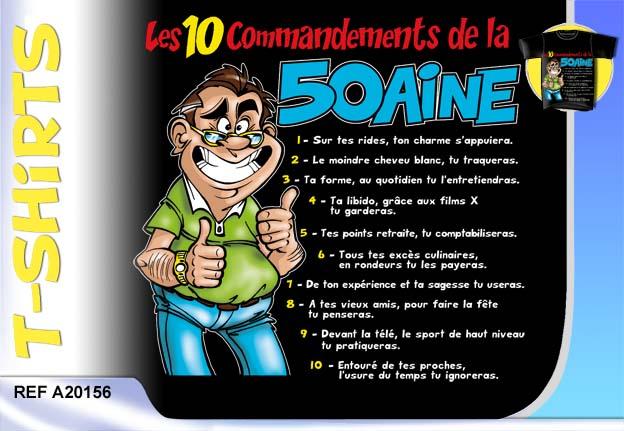 Humour 50 Ans Anniversaire