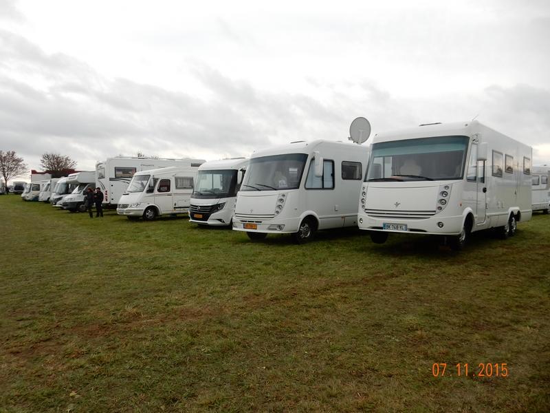 Forum camping car par marque portes ouvertes niesmann - Porte ouverte camping car ...