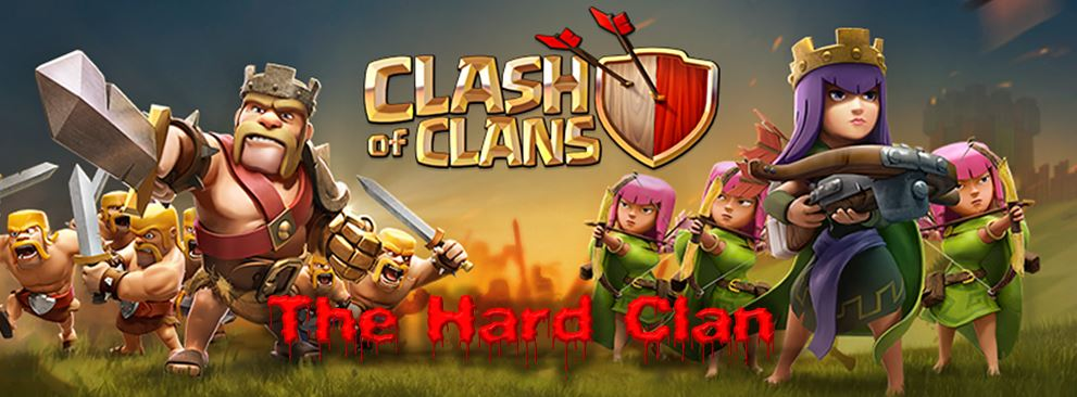 The Hard Clan Forum Index