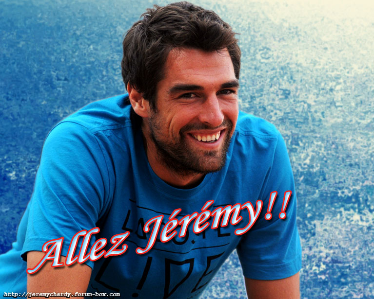 FORUM DES FANS DE JEREMY CHARDY Index du Forum