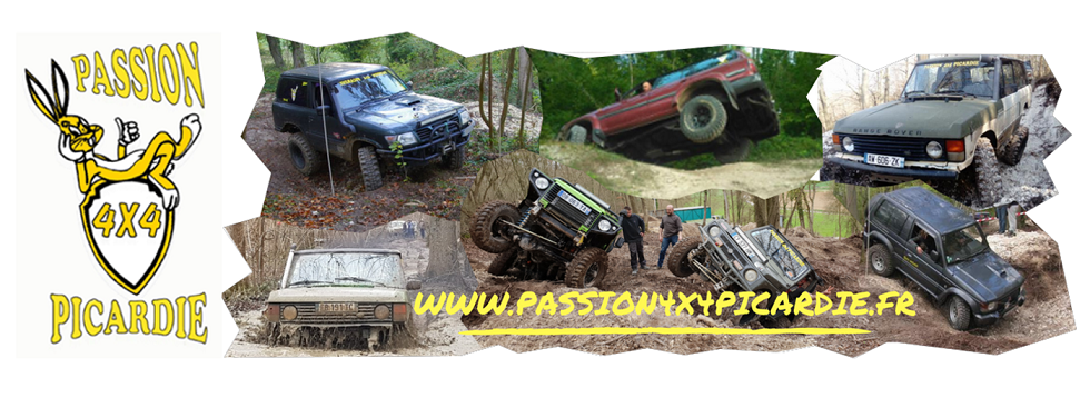 PASSION 4X4 PICARDIE Index du Forum