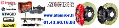 Nos partenaires : Atomix-R
