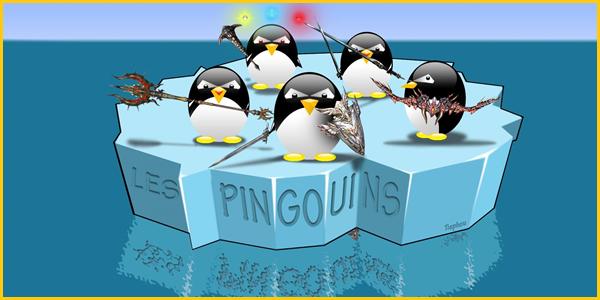 clan les pingouins - lineage 2 Forum Index