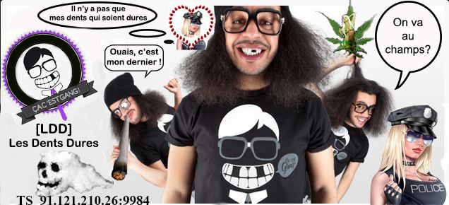 Les Dents Dures Index du Forum