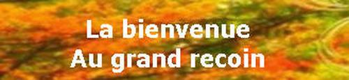 AU GRAND RECOIN Index du Forum