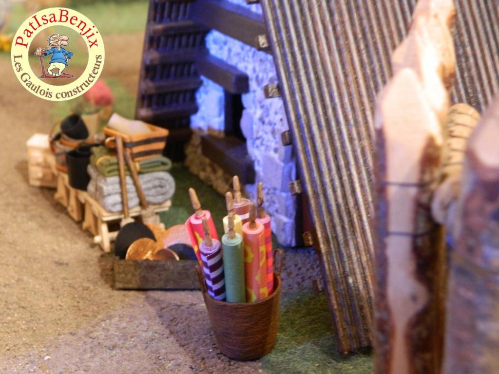 Le Village d'Astérix le Gaulois en maquette au 1/40 - Page 16 Dscn9952-49a224f