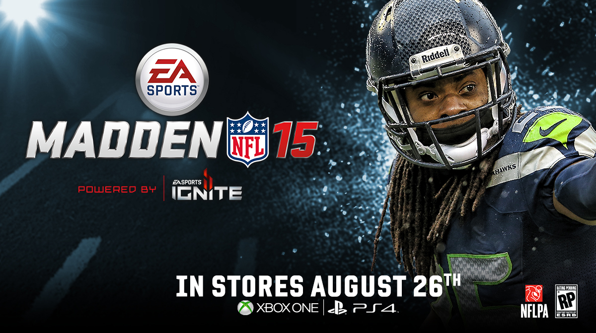 madden nfl 15 - ligue xbox one Index du Forum
