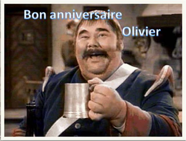 Forum Modelisme Ferroviaire Du Tregor Un Bon Anniversaire Olivier
