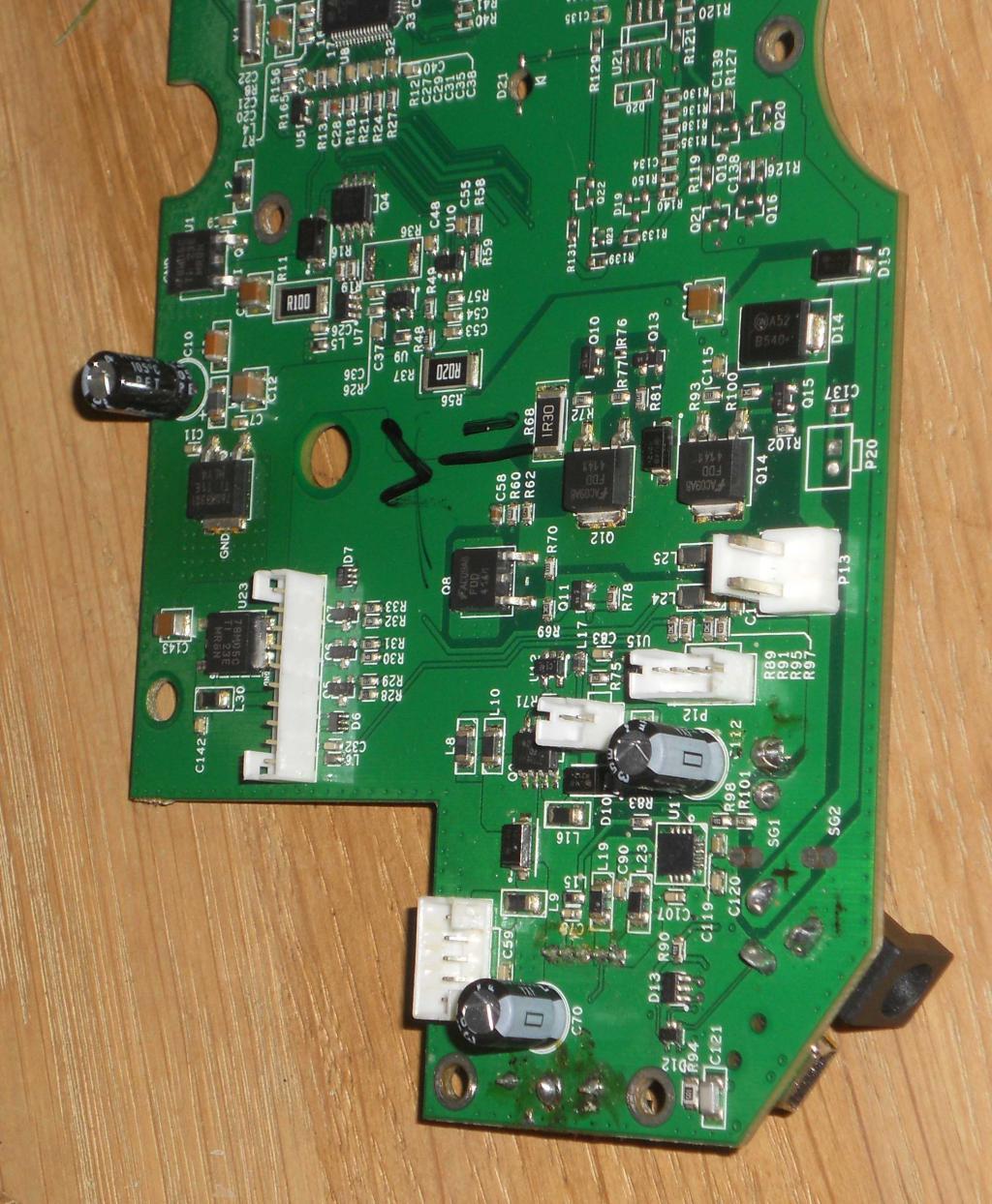 Teleservice forum d pannage electronique aspirateur robot neato for Aspirateur a cendres creteil