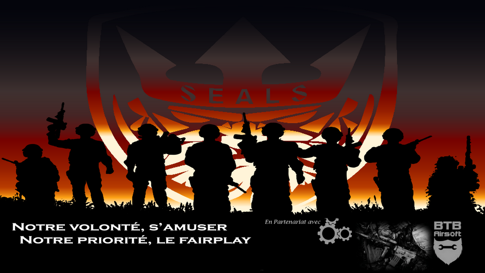 Forum Association SEALS et sa team E.T.A. de Wingles Index du Forum