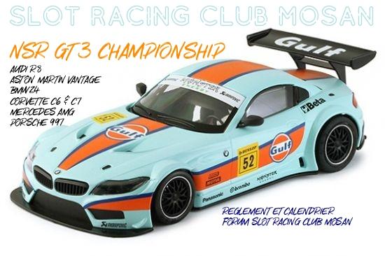 Rendez-vous le 21 février 2020. 1ère manche NSR GT3 CHAMPIONSHIP. Nsrchamp-56aec36