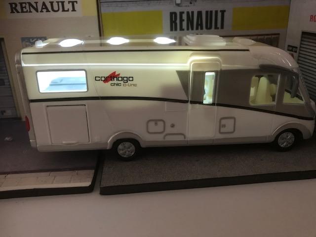 Forum Camping-car Par Marque :: Miniature Camping Car Carthago