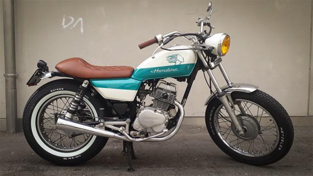 Pneu Honda 125 custom Hondine-1-569b596