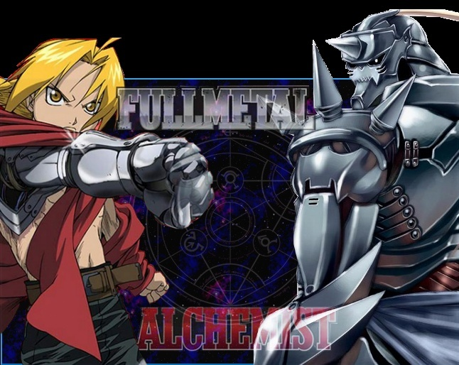 FMA-RPG Index du Forum