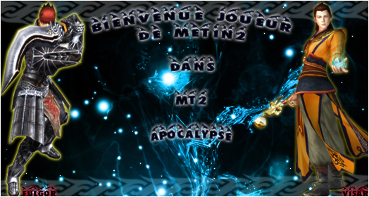 UltimateMt2 Index du Forum