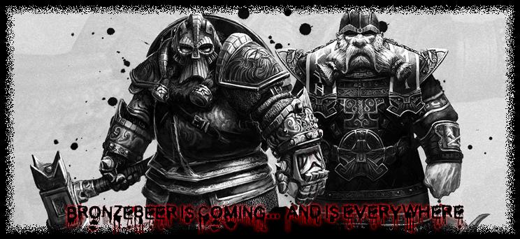 Bronzebeer - Guilde Warhammer Online Index du Forum