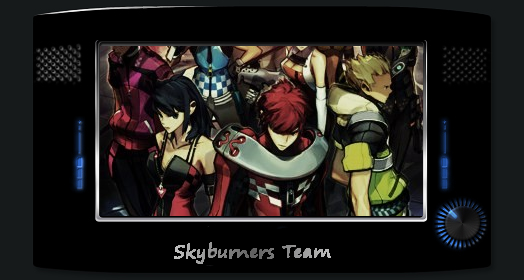 Skyburners Team Index du Forum