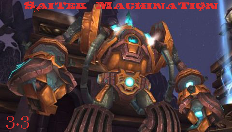 Serveur WoW Seitek Machination Index du Forum