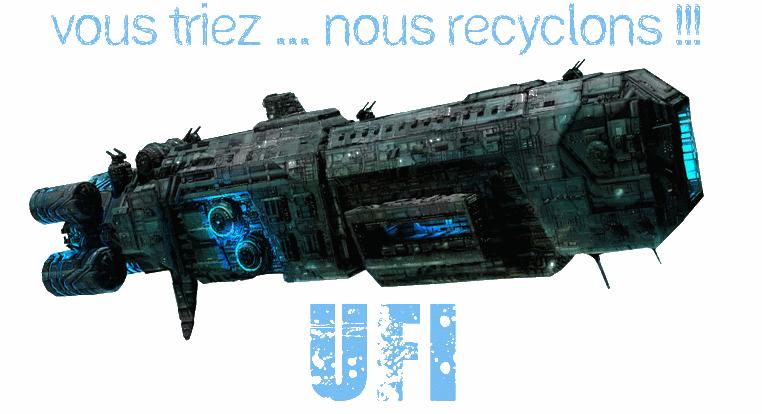 Union des Forces Intergalactik Index du Forum