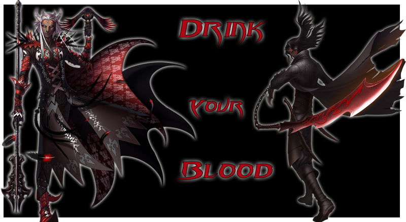 Drink Your Blood Forum Index