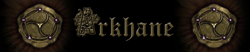 Arkhane Index du Forum