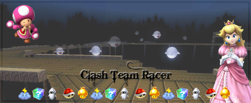 Clash Team Racer Index du Forum