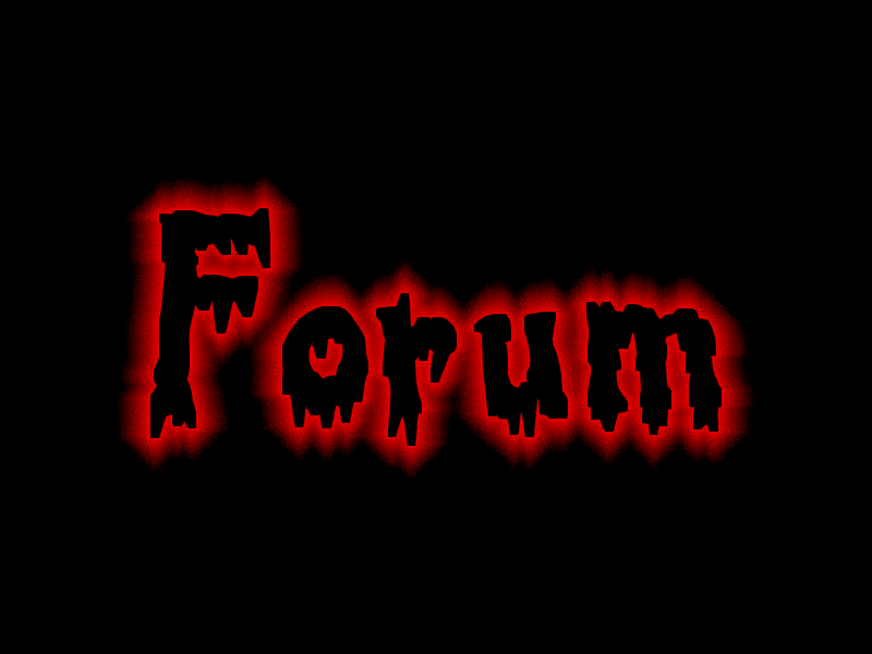 Sp3tr0m4ny Index du Forum