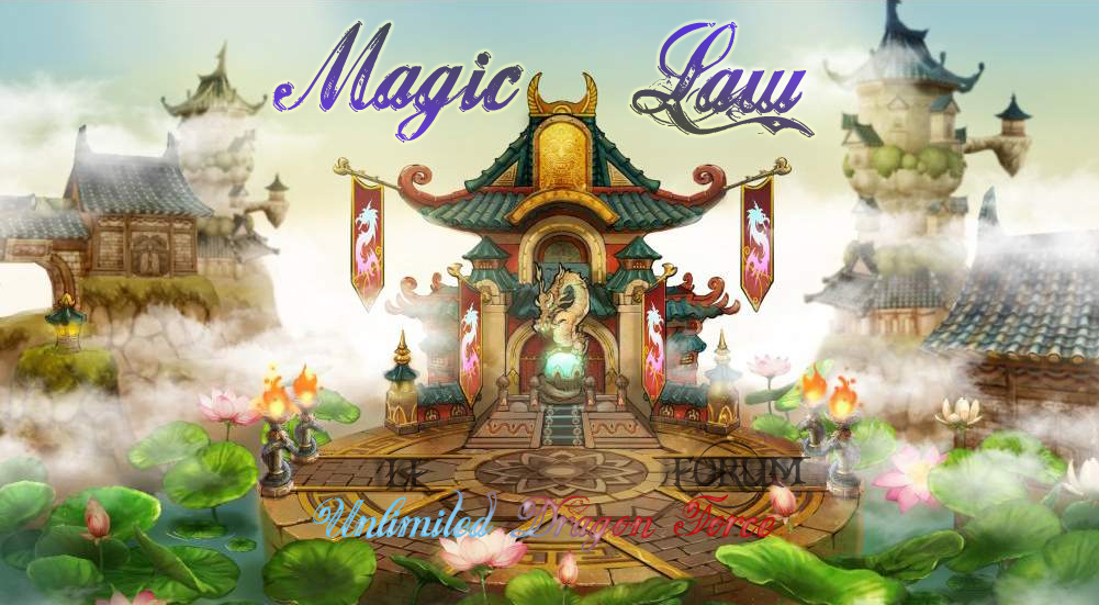 Magic Law Forum Index