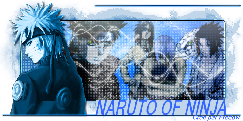 naruto of ninja Index du Forum