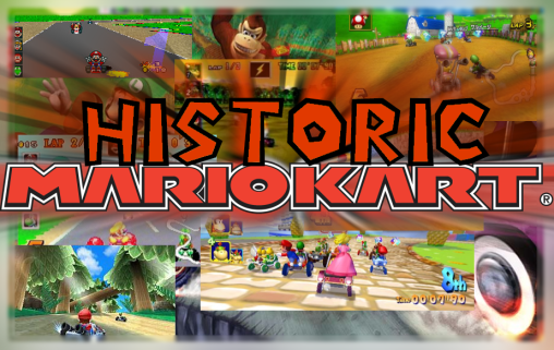 Historic Mario Kart Index du Forum