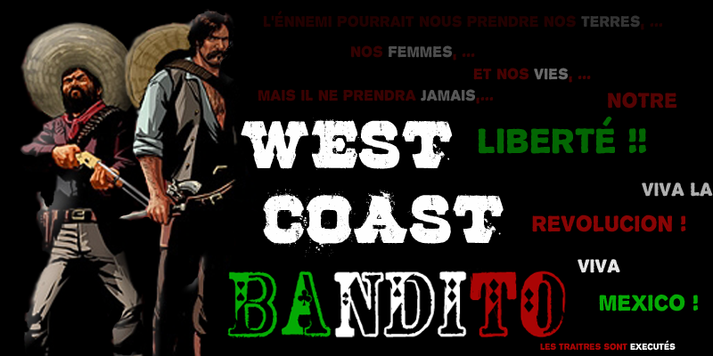 Les West Coast Bandito,  l'équipe la plus mexicaine de l'ouest Index du Forum