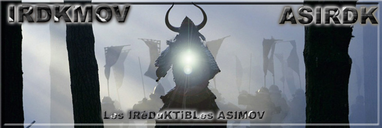 Irdktbl & Asimov Index du Forum