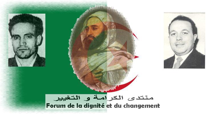 Forum de la Dignité et du Changement Index du Forum