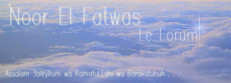:... Noor El Fatwa ...: