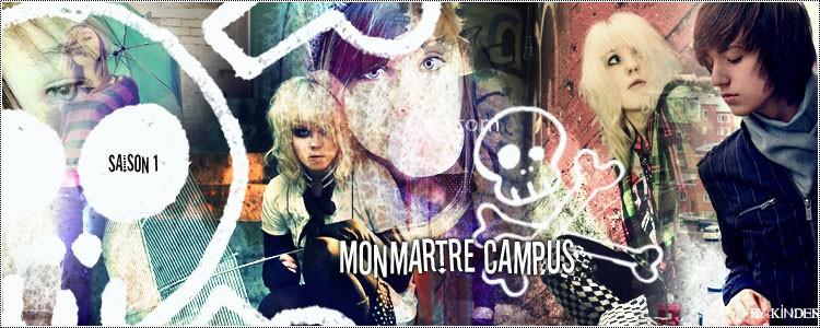 Montmartre Campus: Ou la guerre des clans... Forum Index