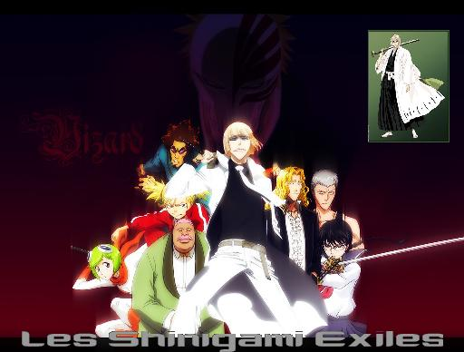 Les Shinigami Exilés Index du Forum