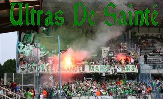 Ultras de sainté Index du Forum