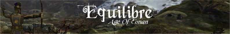 Equilibre Forum de la guilde Equilibre sur Age of Conan