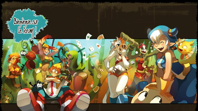 Forum Dofus Elite Index du Forum